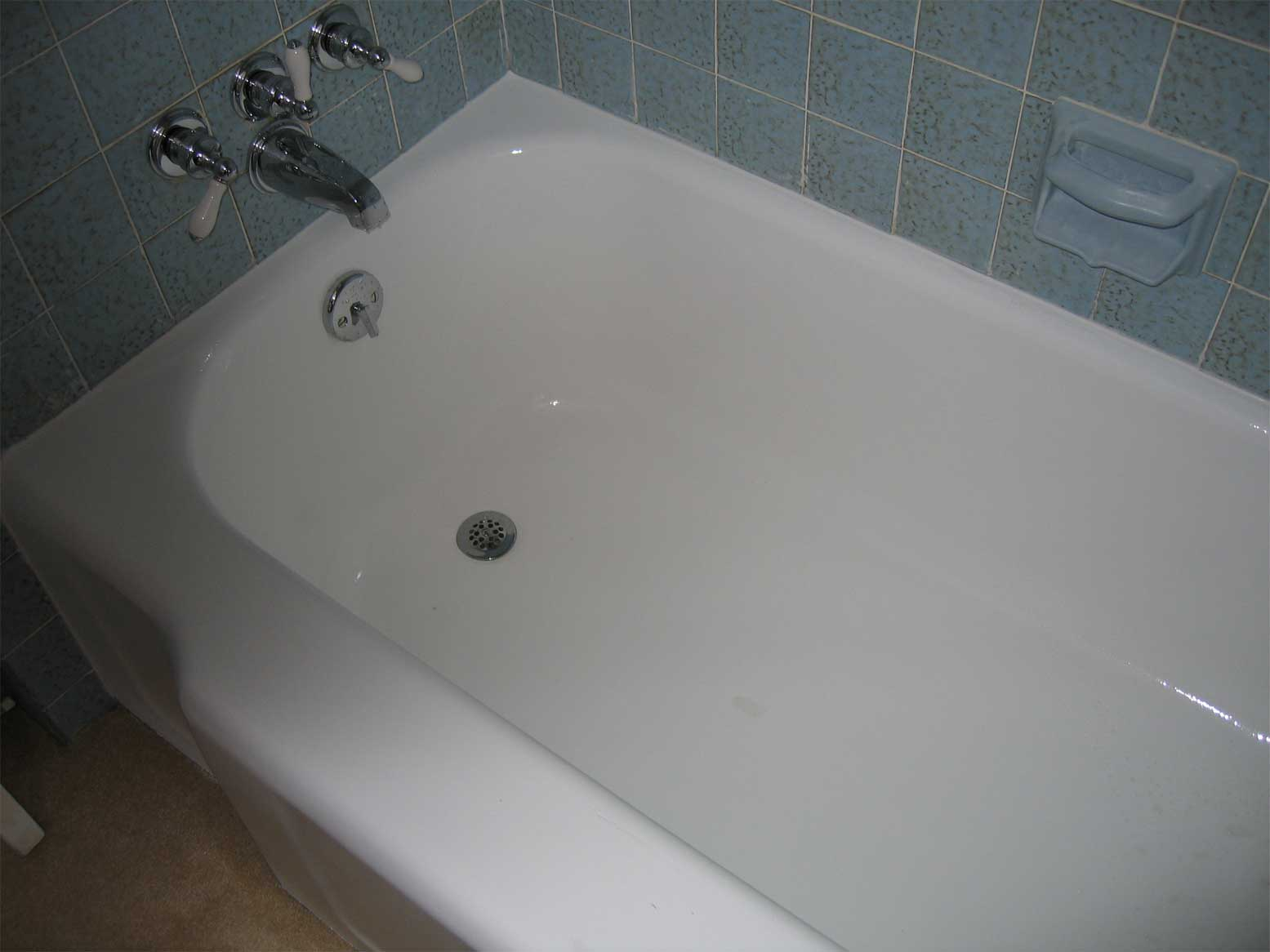 BathTub Restoration ReNu Tile Grout - Bathtub restoration cost